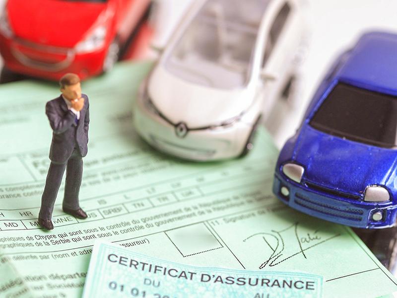 Trouver une assurance auto pour résilié