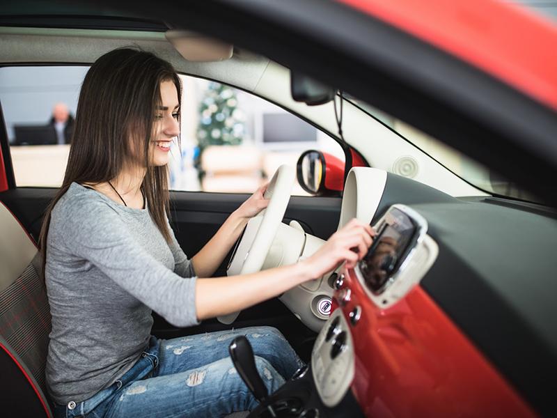 Ces voitures qui séduisent tant les femmes